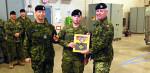 BCD Promoted at CFB Gagetown by Commandant of the Royal Canadian Armoured Corps Schools (RCACS)