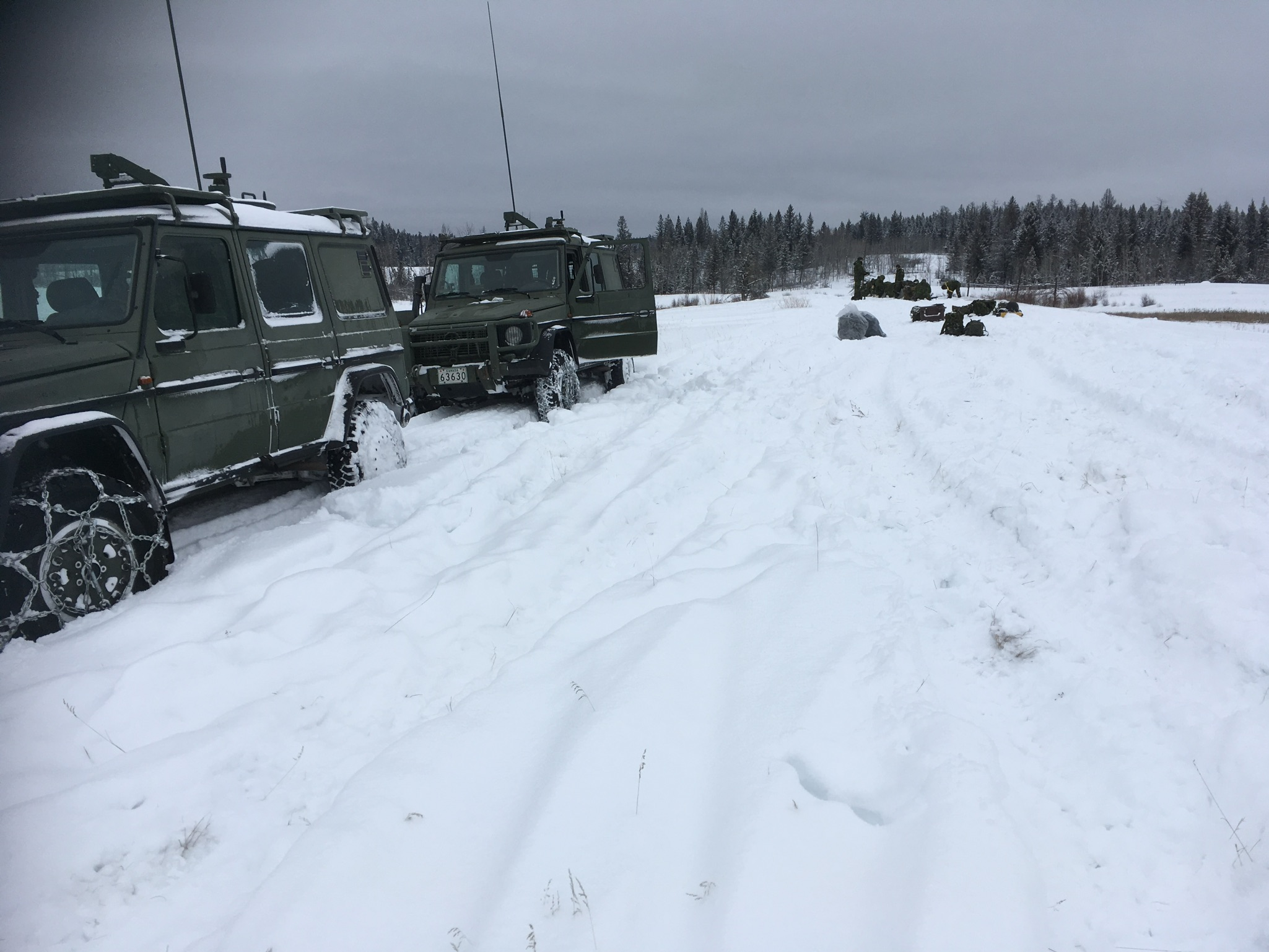 bcd s attend cougar link 2017 winter gun camp to confirm core