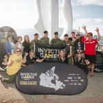 BCD's Welcome Invictus Games National Flag to Kelowna