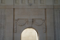Menin Gate Memorial to the Missing is a war memorial in Ypres, Belgium. Photos by Sgt. M Peet