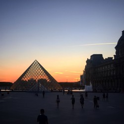 BCDs take in the sights and sounds of Paris. Photos by Sgt. M Peet
